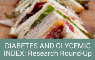 Glycemic index diabetes