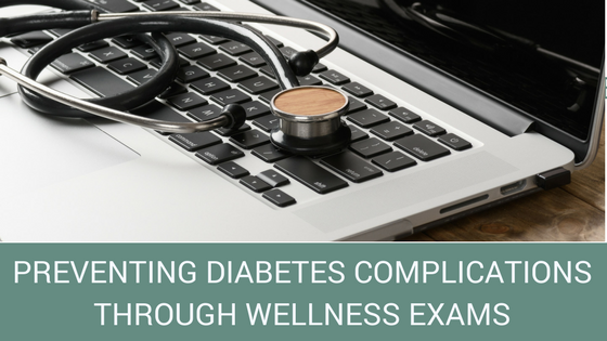 diabetes wellness exam