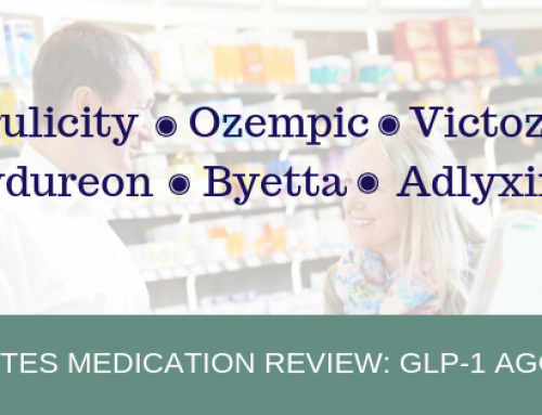 Diabetes Medication Review: GLP-1 agonist