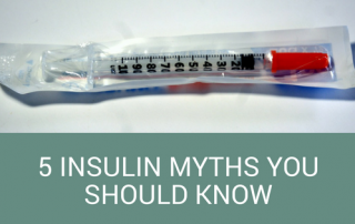 insulin myths you should know