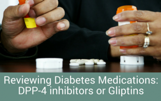 Gliptin Medications