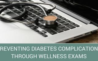 diabetes wellness exam