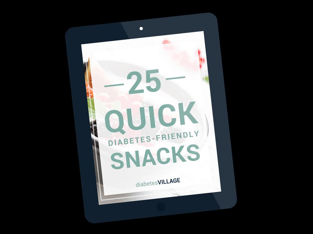 25 Diabetes-Friendly Snacks