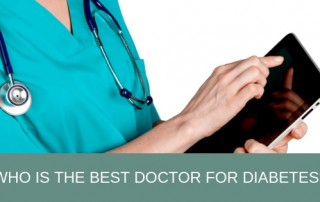 best doctor for diabetes